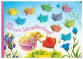 10 bunte Schmetterlinge Cover