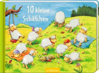 10 kleine Schäfchen