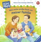 Mein erstes großes Buch von meiner Familie Cover