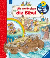 Wir entdecken die Bibel Cover