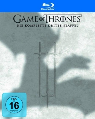Game of Thrones, 5 Blu-rays