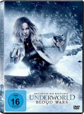 Underworld: Blood Wars, 1 DVD