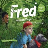 Fred bei den Maya, 1 Audio-CD