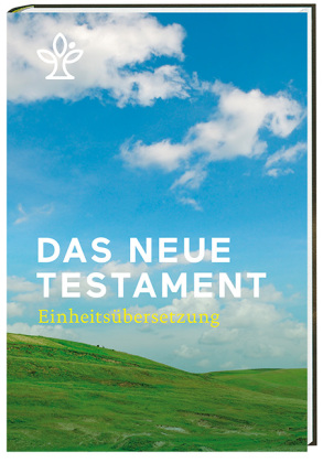 Das Neue Testament, Einheitsübersetzung, Taschenausgabe, Cover Himmel