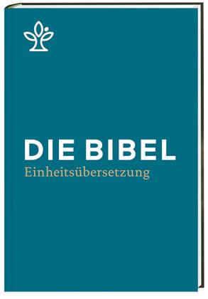 Die Bibel, Einheitsübersetzung, Standardformat petrol