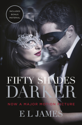 Fifty Shades Darker, Film Tie-In