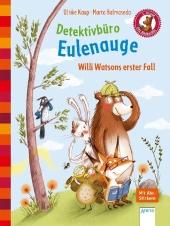 Detektivbüro Eulenauge - Willi Watsons erster Fall Cover