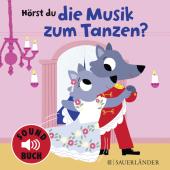 Hörst du die Musik zum Tanzen?, m. Soundeffekten Cover