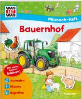 Bauernhof, Mitmach-Heft