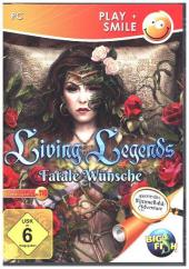 Living Legends, Fatale Wünsche, 1 DVD-ROM