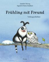 Frühling mit Freund Cover