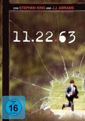 11.22.63 - Die komplette Serie, 2 DVDs Cover