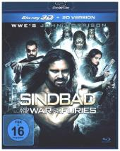 Sindbad and the War of the Furi 3D, 1 Blu-ray