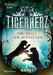 Tigerherz - Die Insel der Schatten Cover