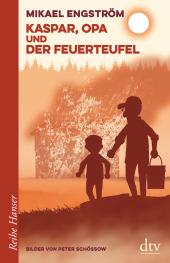 Kaspar, Opa und der Feuerteufel Cover