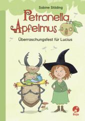 Petronella Apfelmus - Überraschungsfest für Lucius Cover