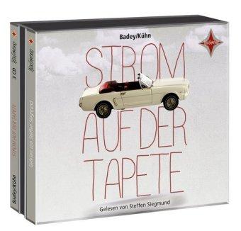 Strom auf der Tapete, 3 Audio-CDs