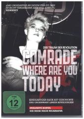 Comrade, Where Are You Today?, DVD