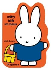 Miffy hilft im Haus Cover
