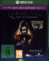 Torment, Tides of Numenera, 1 Xbox One-Blu-ray ...