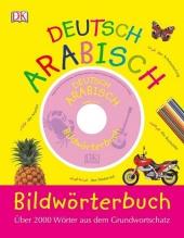 Bildwörterbuch Arabisch-Deutsch, m. Audio-CD