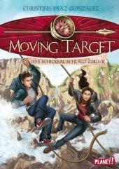 Moving Target - Das Schicksal schlägt zurück Cover