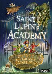 Saint Lupin's Academy - Zutritt nur für echte Abenteurer! Cover