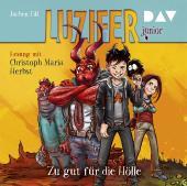 Luzifer junior - Zu gut für die Hölle, 2 Audio-CDs