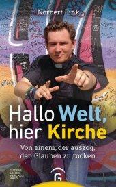 Hallo Welt, hier Kirche Cover