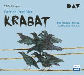 Krabat, 3 Audio-CDs
