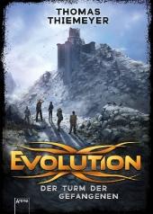 Evolution - Der Turm der Gefangenen Cover