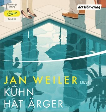 Kühn hat Ärger, 2 MP3-CDs