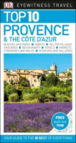 DK Eyewitness Top 10 Travel Guide Provence & th...