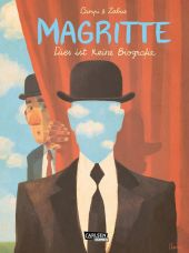 Magritte Cover