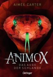 Animox. Das Auge der Schlange Cover