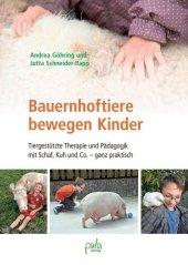 Bauernhoftiere bewegen Kinder Cover