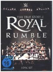 The True Story of the Royal Rumble, 3 DVDs
