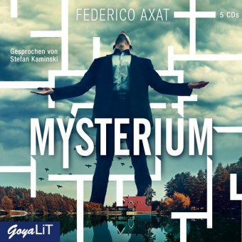 Mysterium, 5 Audio-CDs