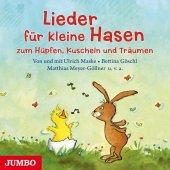 Lieder für kleine Hasen zum Hüpfen, Kuscheln und Träumen, Audio-CD Cover