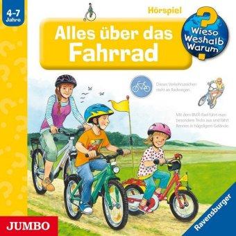 Alles über das Fahrrad, Audio-CD