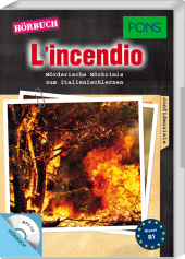L'incendio, 1 MP3-CD