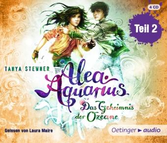 Alea Aquarius - Das Geheimnis der Ozeane, 4 Audio-CDs