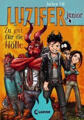 Luzifer junior - Zu gut für die Hölle Cover