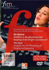 Die Stimme / The Voice, 1 CD-ROM