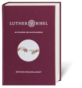 Lutherbibel, revidierte Lutherübersetzung 2017, mit Bildern von Michelangelo