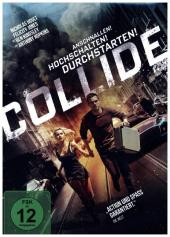 Collide, 1 DVD Cover