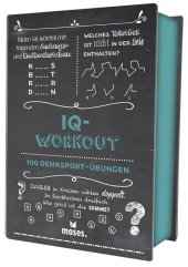 Quiz-Box IQ-Workout (Spiel)
