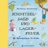 Schnitzeljagd und Lagerfeuer Cover