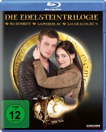 Die Edelsteintrilogie, 4 Blu-ray (Softbox)