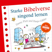 Starke Bibelverse singend lernen, Audio-CD Cover